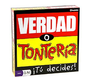 Amazon.com: IMAGINATION Verdad O' Tonteria Juego de Mesa: Toys & Games