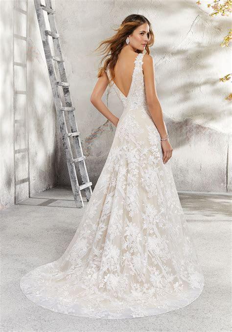 Lauren Wedding Dress   Style 5695   Morilee