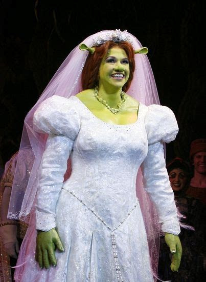 Photo Coverage: SHREK The Musical Opening Night Curtain