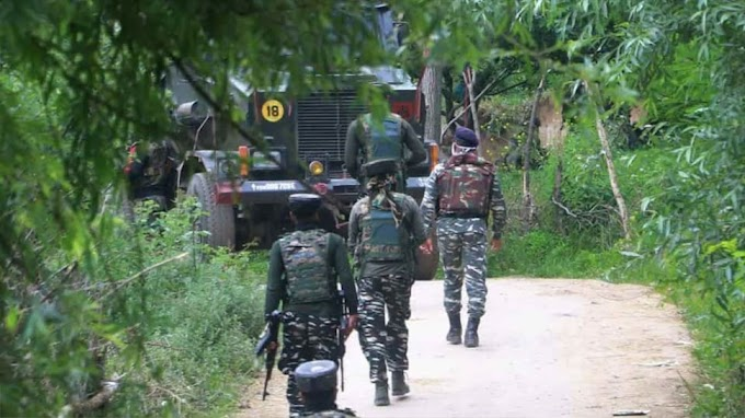 Jammu Kashmir: Kulgam में सुरक्षाबलों ने ढेर किया एक Terrorist, सर्च ऑपरेशन जारी
