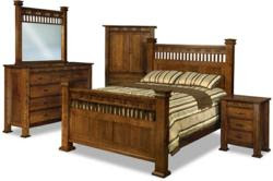 Shipshewana Amish Furniture Store Unveils Sequoyah Bedroom Collection