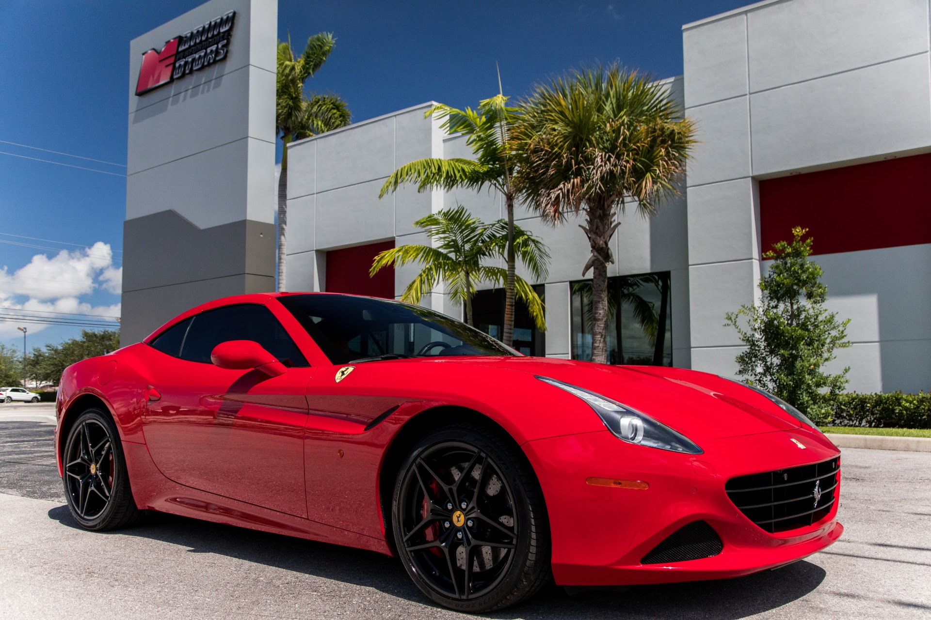 Used 2017 Ferrari California T Base For Sale ($134,900 ...