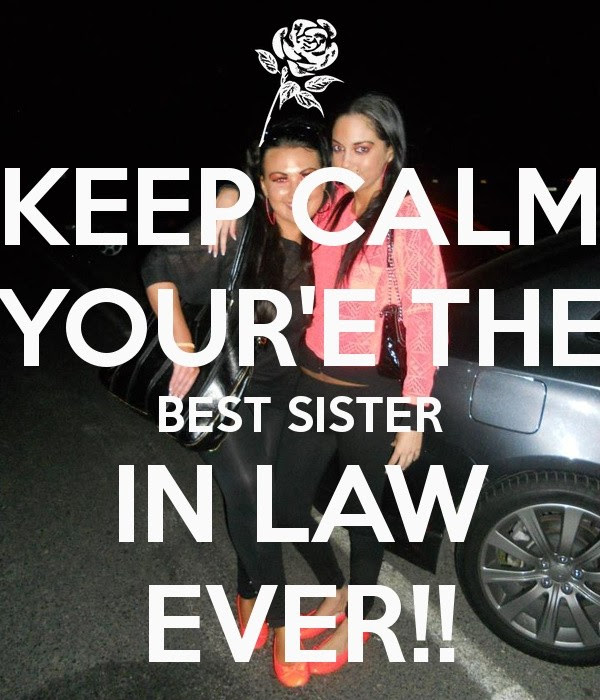 Sister In Law Quote Quote Number 557091 Picture Quotes
