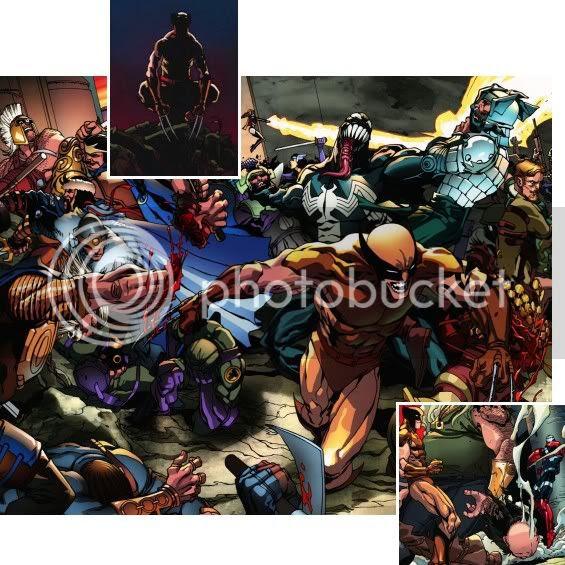 Wolverine Sombrio