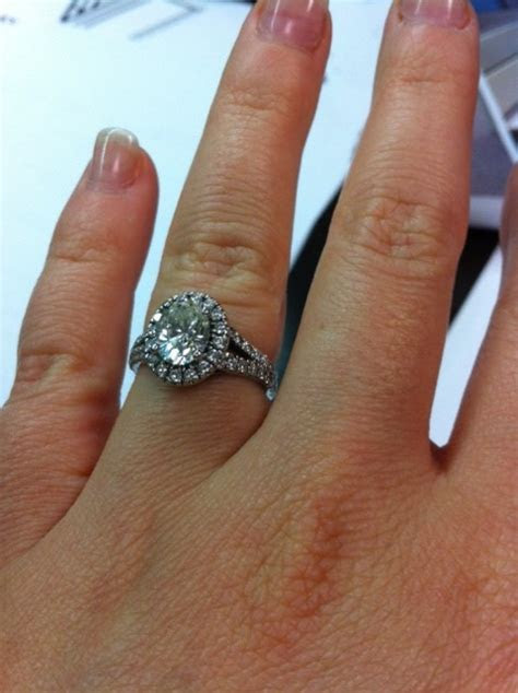Can I See Your Split Shank Engement Ring and Wedding Band