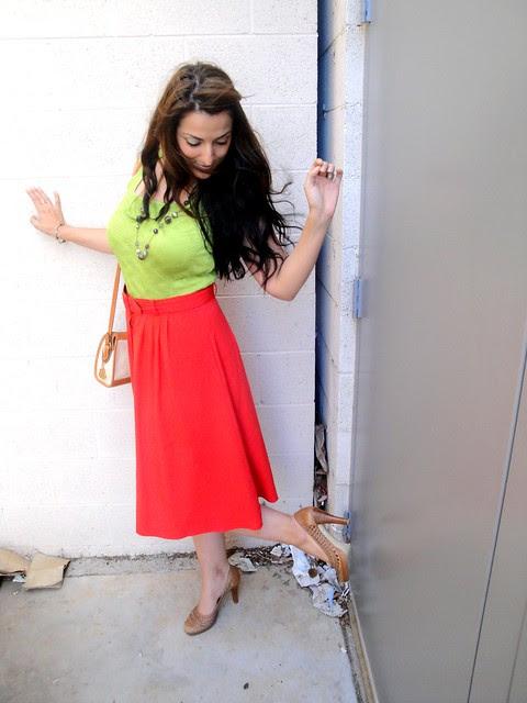 Skirt Thrifted Savers