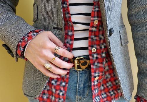 stripes, plaid, plus