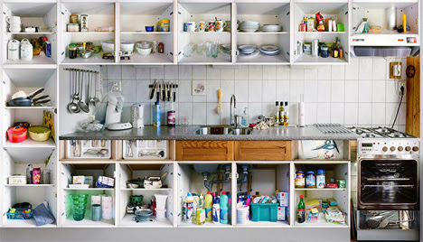 8 pictures of kitchen interiors