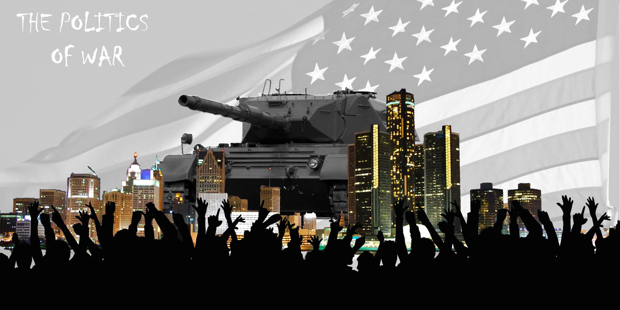Ternyata Perang Lebih Mudah Daripada Politik