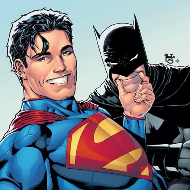 Selfie Superman / Batman