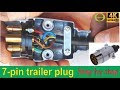 21+ Pinout Diagram For 7 Pin Trailer Plug Pics