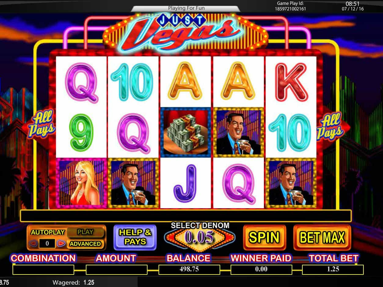 Slot machines free to play