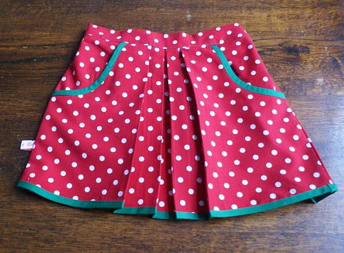 Milkmaid Skirt