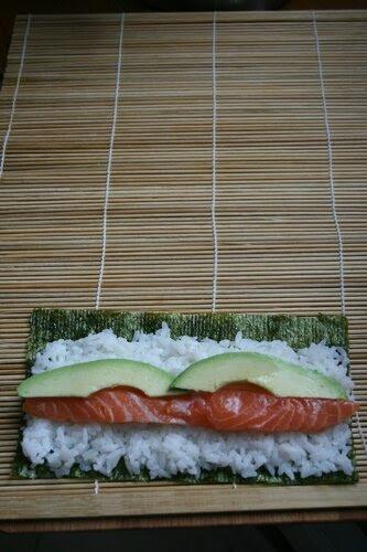 comment faire des sushis maison 3