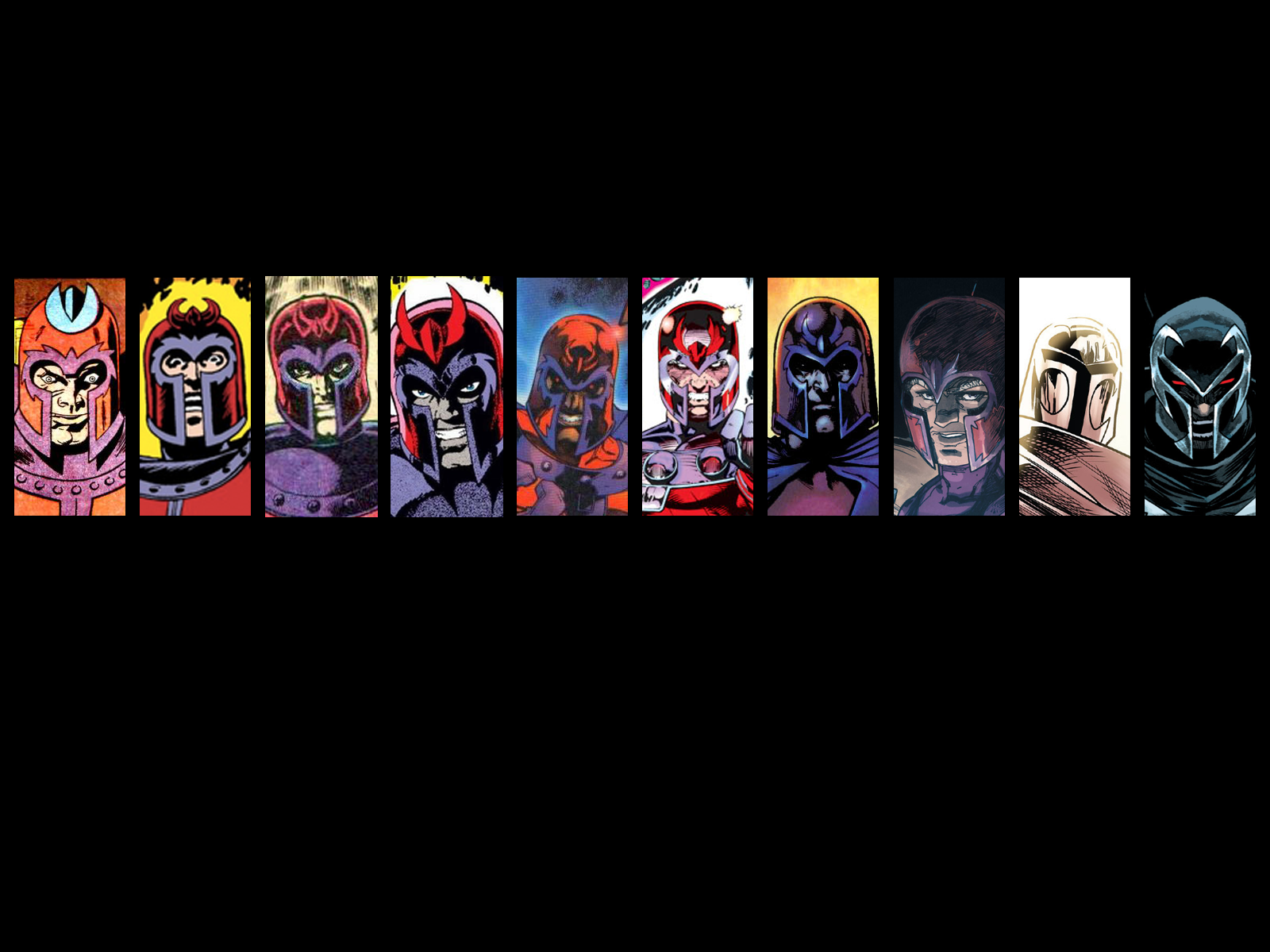 Couldn T Find A Magneto Wallpaper I Liked So I Made My Own Hope You