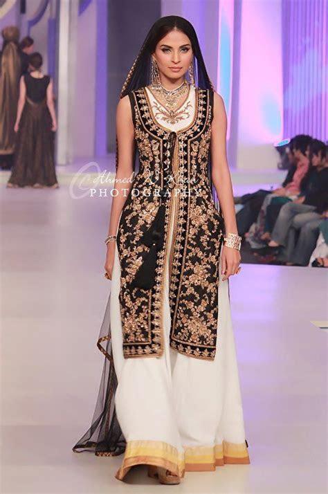 Pakistani Designer Zaheer Abbas at Pakistan Bridal Couture