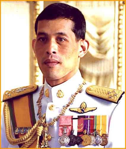 Maha Vajiralongkorn King Rama X