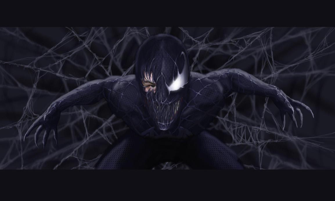 Venom mask finished by TuaX on DeviantArt