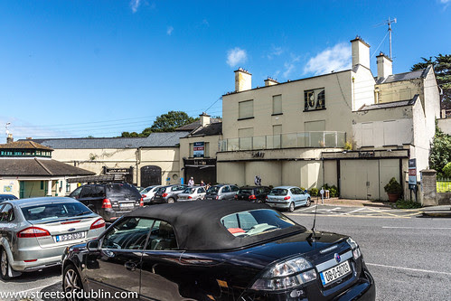Baily Court Hotel on Main Street in Howth by infomatique