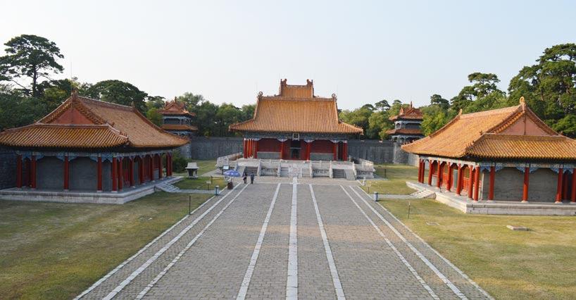 Tumbas Imperiales de Shengjing