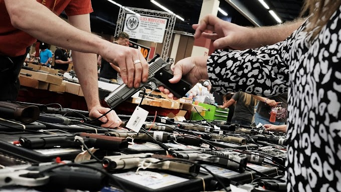 Congress renews gun safety push with background check bills