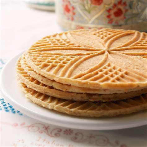 Pizzelle Recipe   Hallmark Ideas & Inspiration