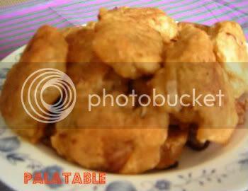 Fritters Recipe  @ http://treatntrick.blogspot.com