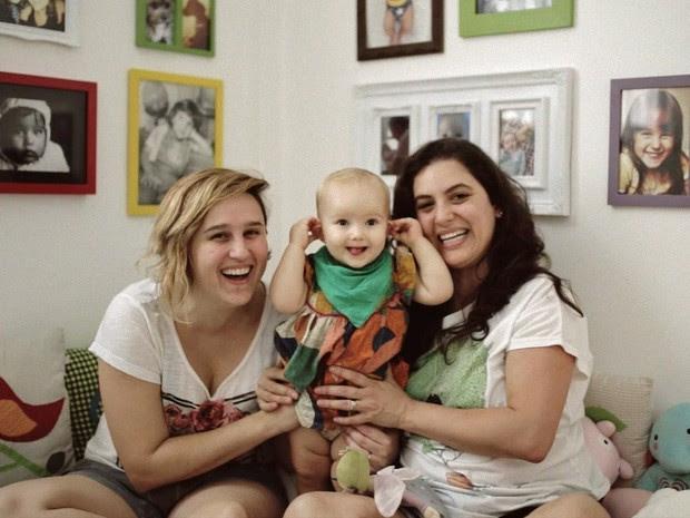 """Projeto pretende ampliar definições da palavra """"família"""" (Foto: Reprodução Todas as Famílias )"""