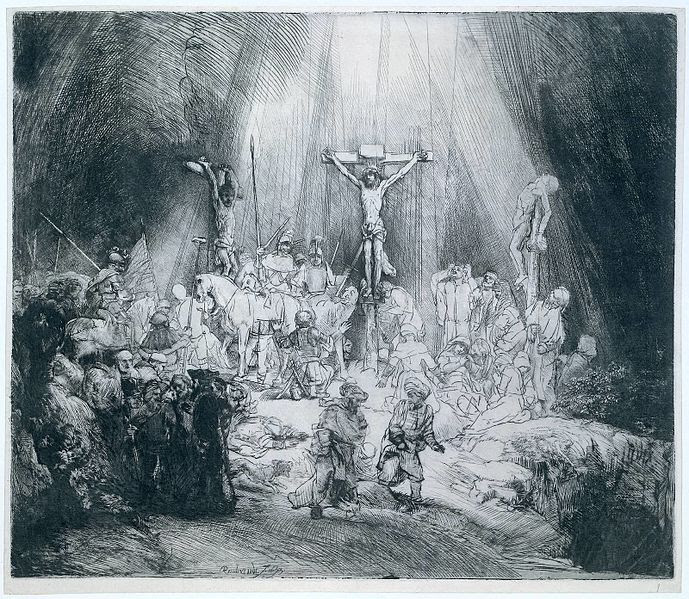 File:Rembrandt The Three Crosses 1653.jpg