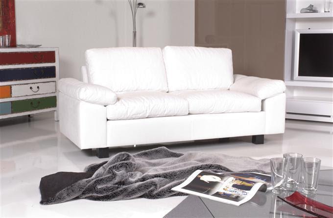 Tommy Machalke Proto 2er Sofa - Stoff weiß   eBay