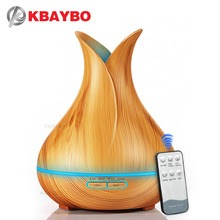 400ml Aroma Essential Oil Ultrasonic Air Humidifier