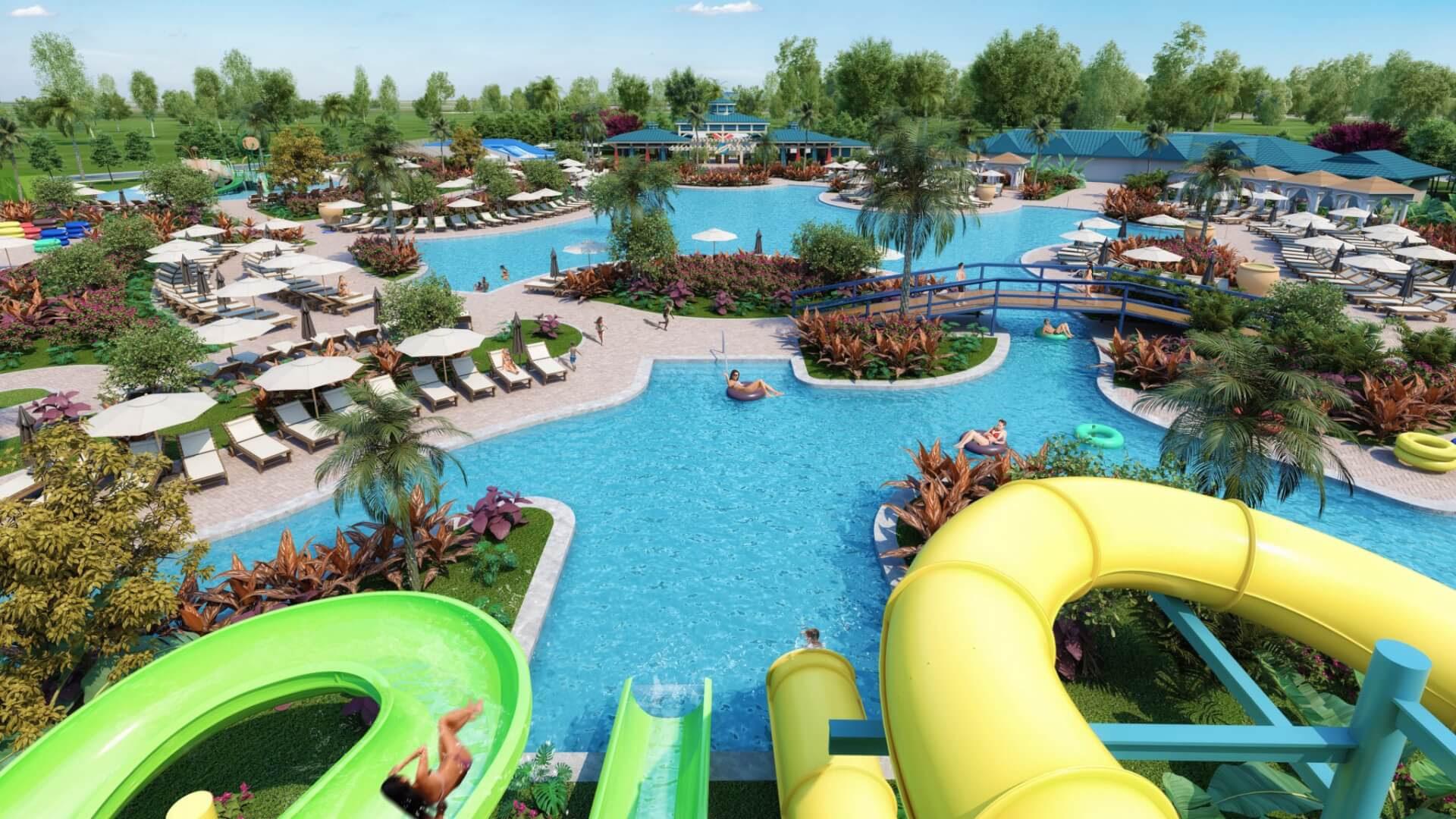 The Grove Resort  Spa breaks ground on new Surfari Water