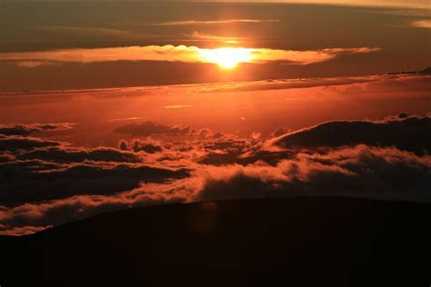 Free Mauna Kea Summit Sunset Stock Photo   FreeImages.com