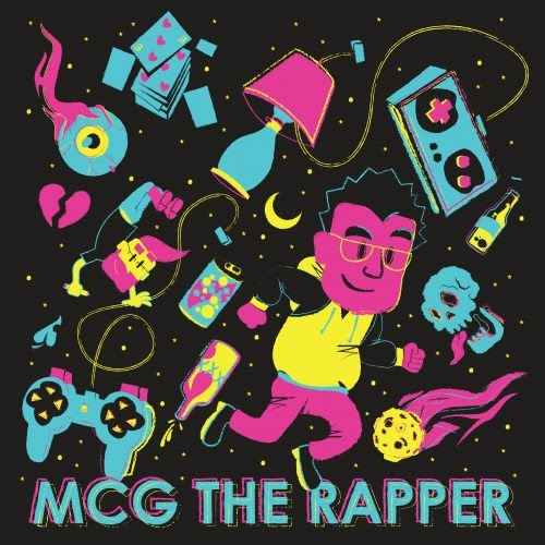 """MCGtherapper – """"Therapy"""" EP"""