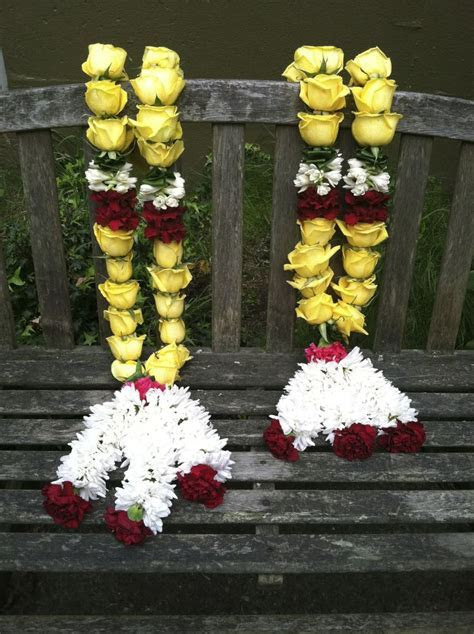 1000  images about Hindu wedding and garlands on Pinterest