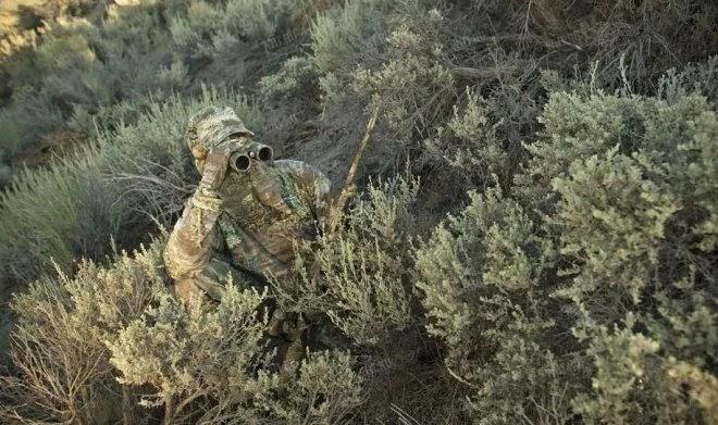 Армия США научит солдат видеть сквозь камуфляж