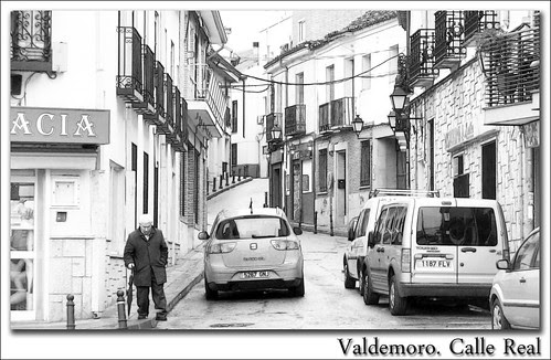Valdemoro. Calle Real