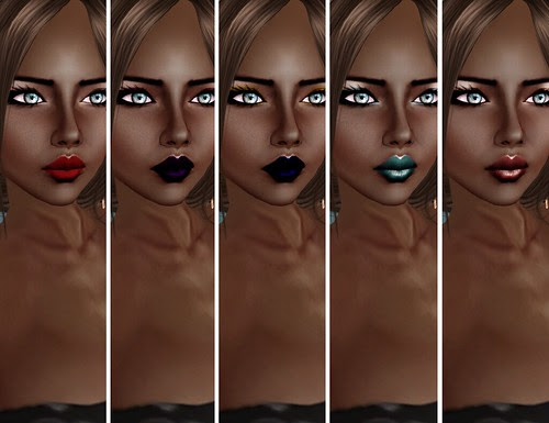 -Glam Affair - Sofia Dark
