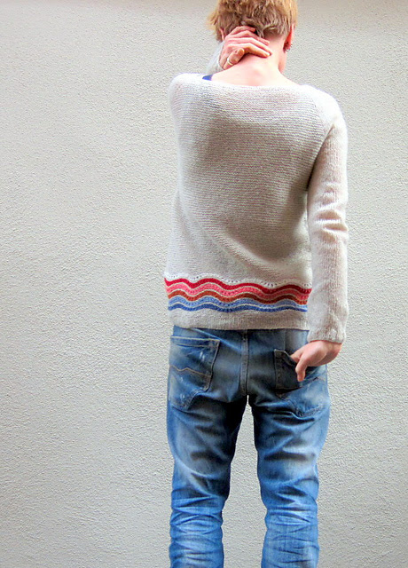 ...the Berlinknits sweater