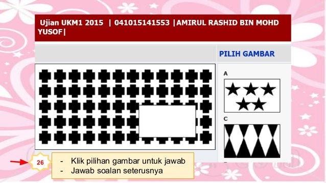 Contoh Soalan Iq Permata Pintar Selangor R
