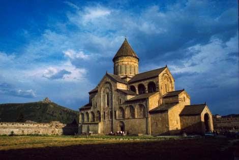 Biserica cerdului Sf Nina 1