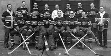 1929-30 Montreal Canadiens team, 1929-30 Montreal Canadiens team