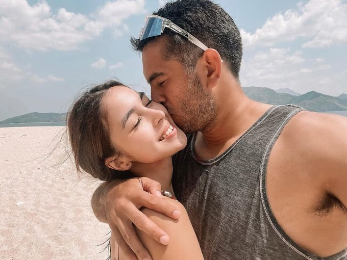 FIRST TIME: Julia Barretto posts sweet snap with Gerald Anderson
