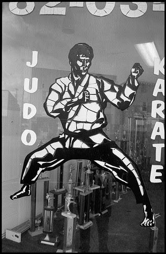 vintage karate