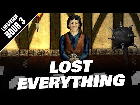 MERIDIAN 59 Gameplay (Hour ) • LOST EVERYTHING!