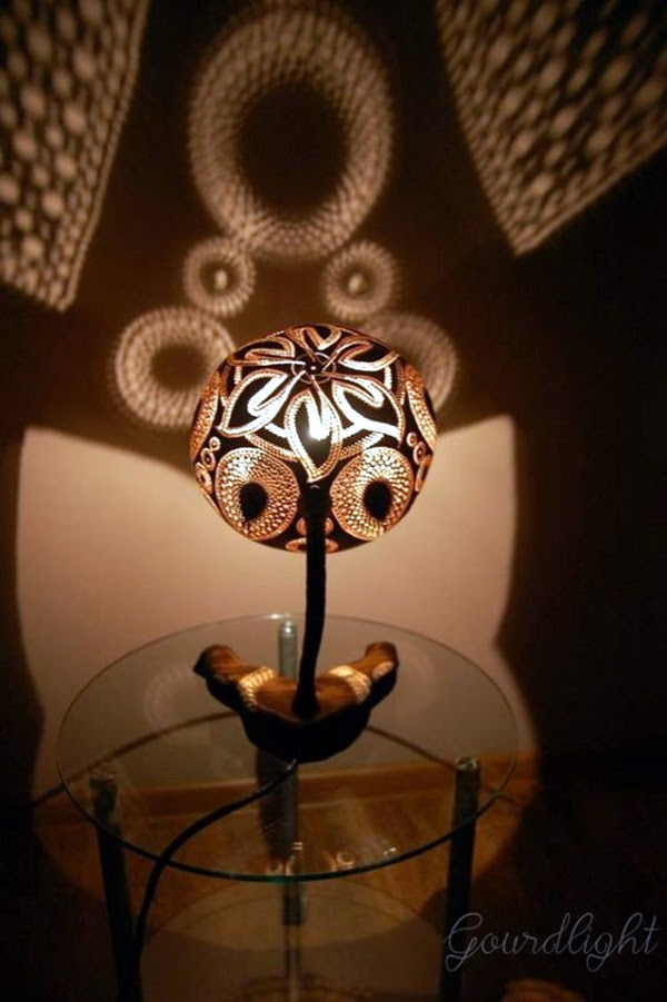 Amazing Art Inspired Gourd Lamps (41)