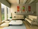 Fantastic Designs Living Room Beige Color Schemes 3d Rendering ...