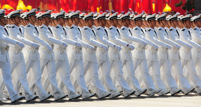 Chinese People's Liberation Army (PLA) officers