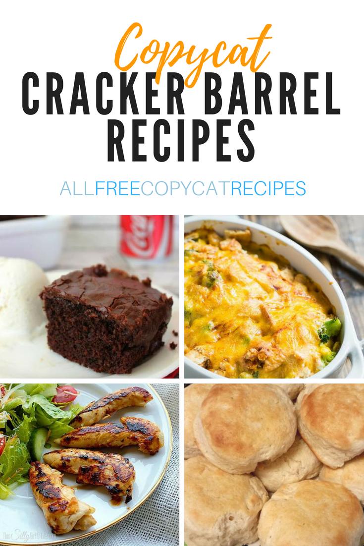 30 Copycat Cracker Barrel Recipes | AllFreeCopycatRecipes.com