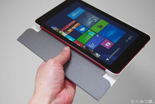 wisersオリジナル Dell Venue 8 Pro 専用 超薄型 軽量 ケース